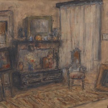 1938. Atelijer u stanu