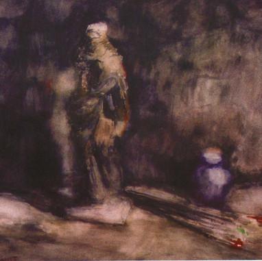 1944. La Madonna coi Pennelli