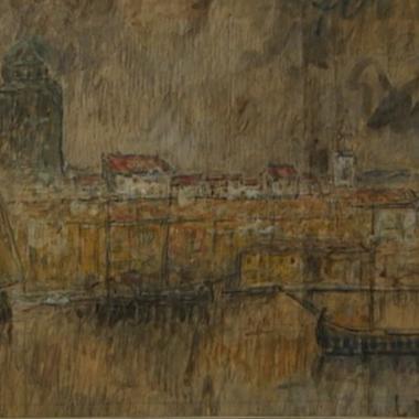 1951. Split
