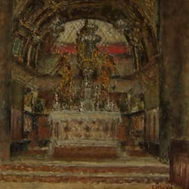 1938. Splitska katedrala