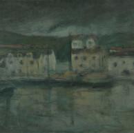 1925. Una giornata piovosa