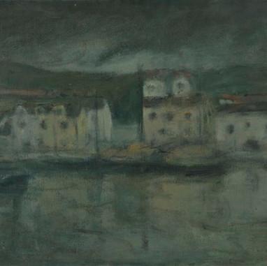 1925. Kišni dan
