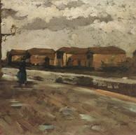 1895. – 1896. Una Giornata Piovosa