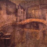 1908. Chioggia, Canal Vena