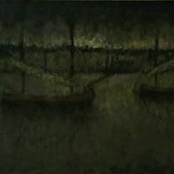 1931. Porto di Spalato dopo la Pioggia