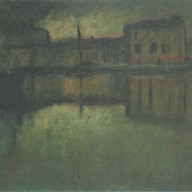 1930. In Split Harbour