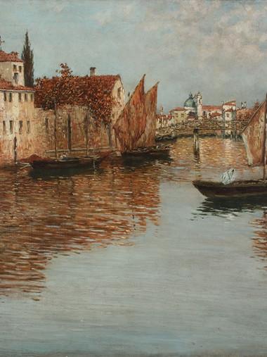1899. - 1901. Venecija Impresija