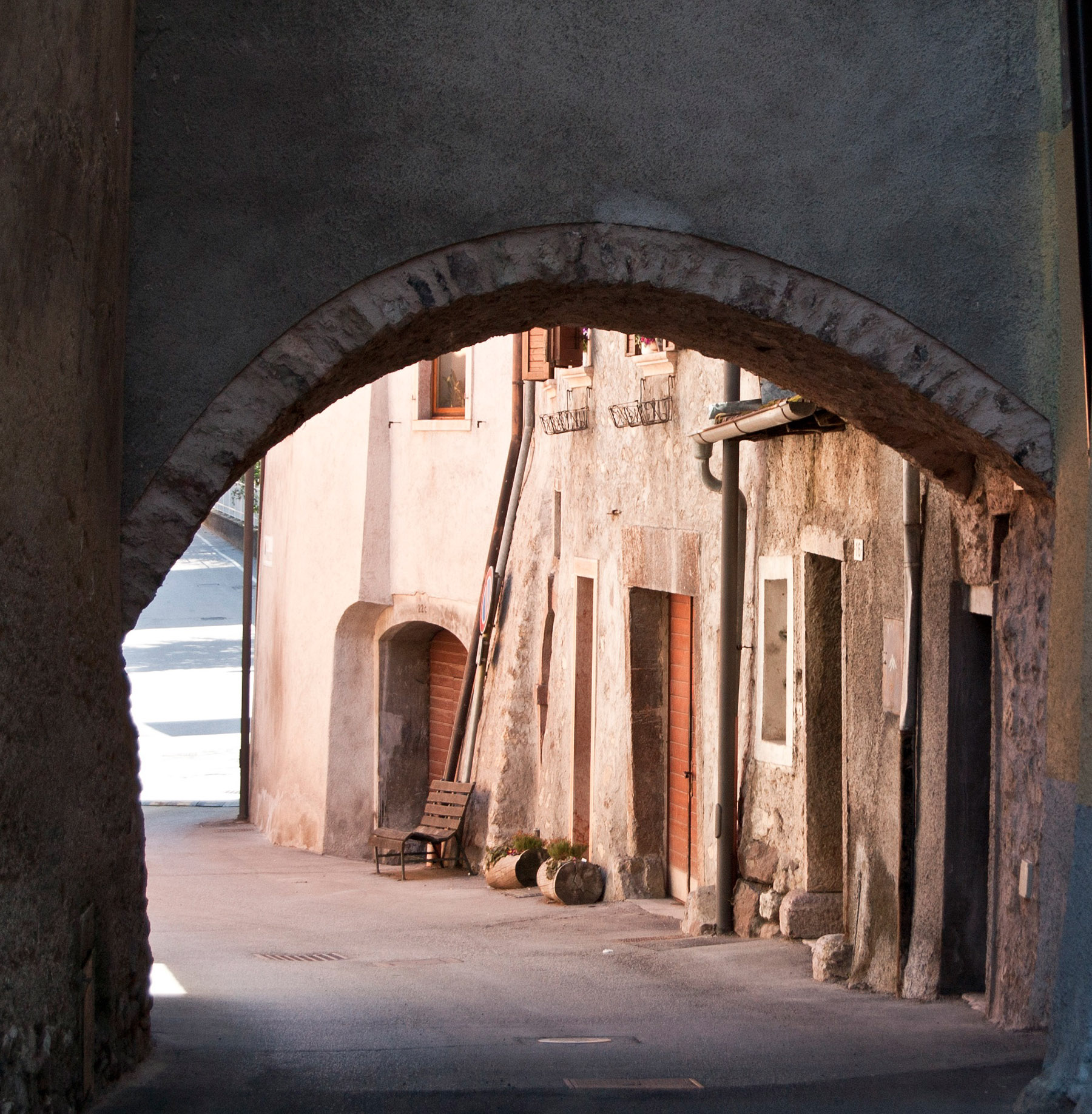 Portici di Stravino