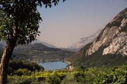 Lago di Santa Massenza