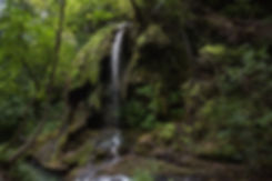 cascata pietrificata