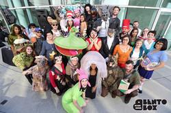 Bento Halloween Party 2015