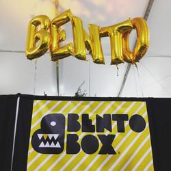 Bento Booth CTNx 2018