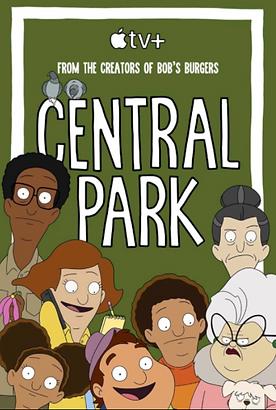 Central Park Apple TV show