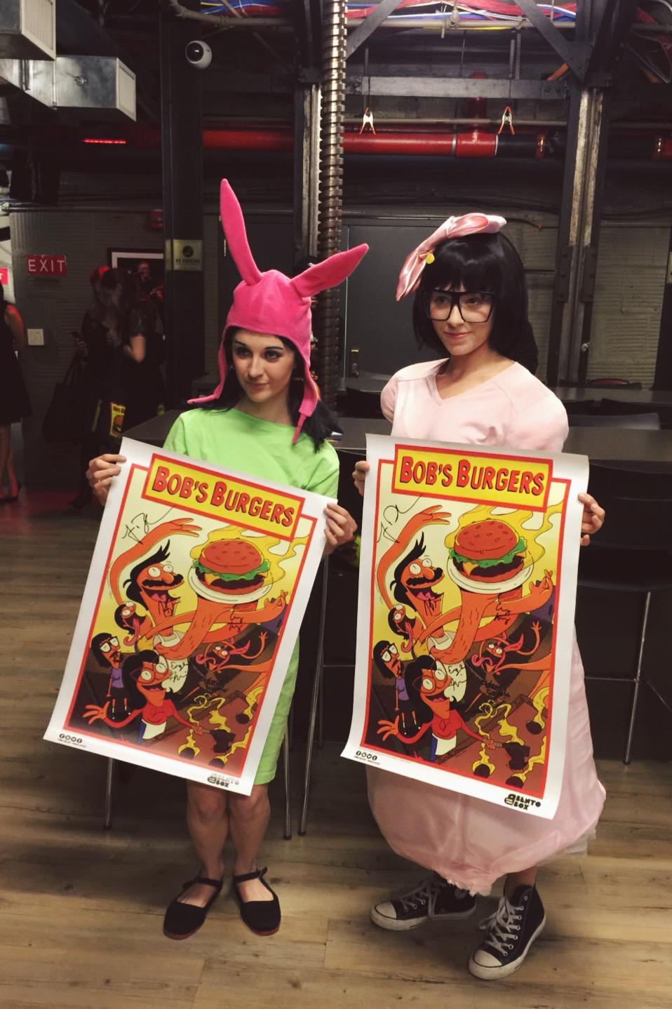 Bob's Burgers Live! 2015