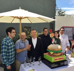 Bob's Burgers 100th Table Read