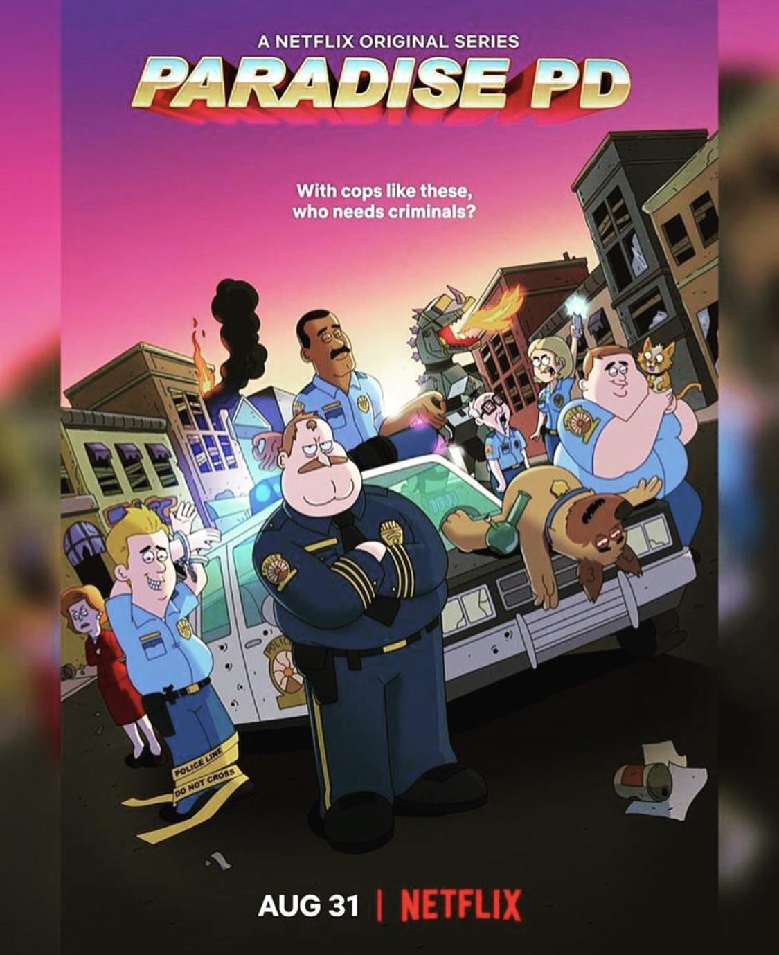 Paradise PD Season 1