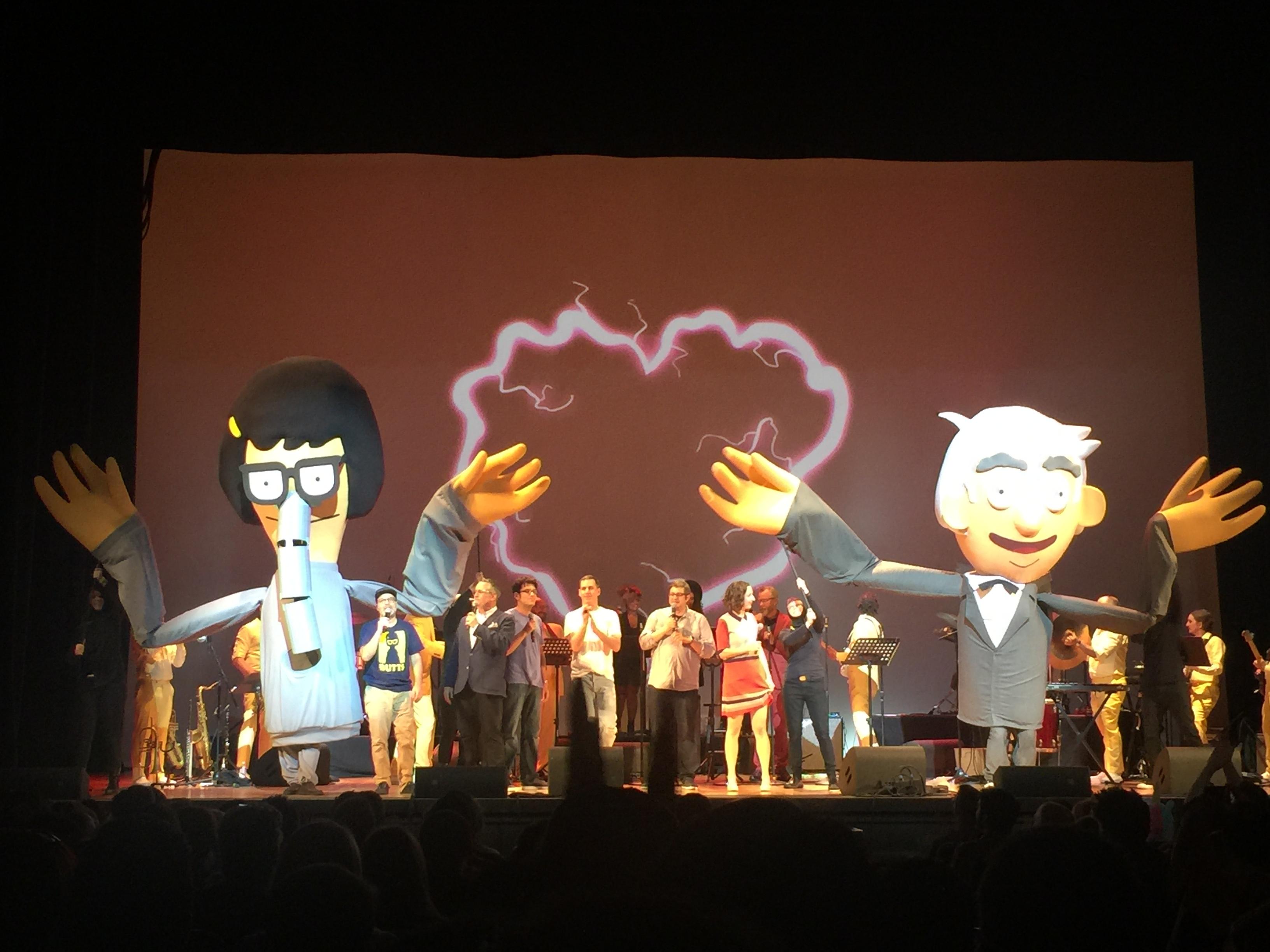 Bob's Burgers Live 2017
