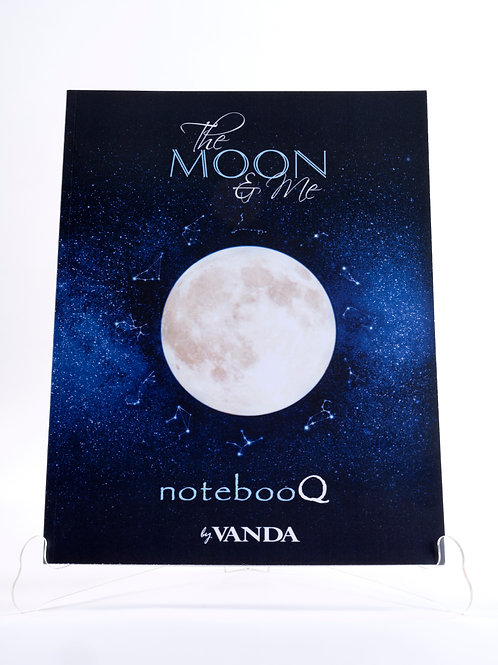 The Moon & Me NotebooQ