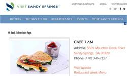 Visit Sandy Springs