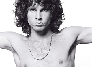 What links FM Alexander to Jim Morrison?