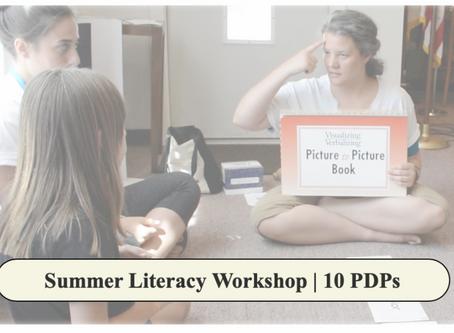 Summer Literacy Workshop