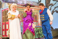 Cinderella and The Glass Slipper