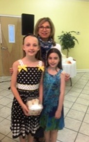 Mrs. Lisa and Granddaughters