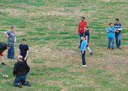 Football at TCH