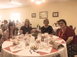CBC Ladies Tea 2019