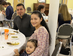 Mission's International Supper
