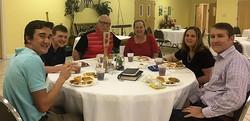 CBC Mission's Banquet 2021