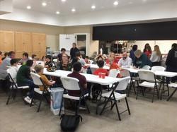 Fun and Fellowship at TCH