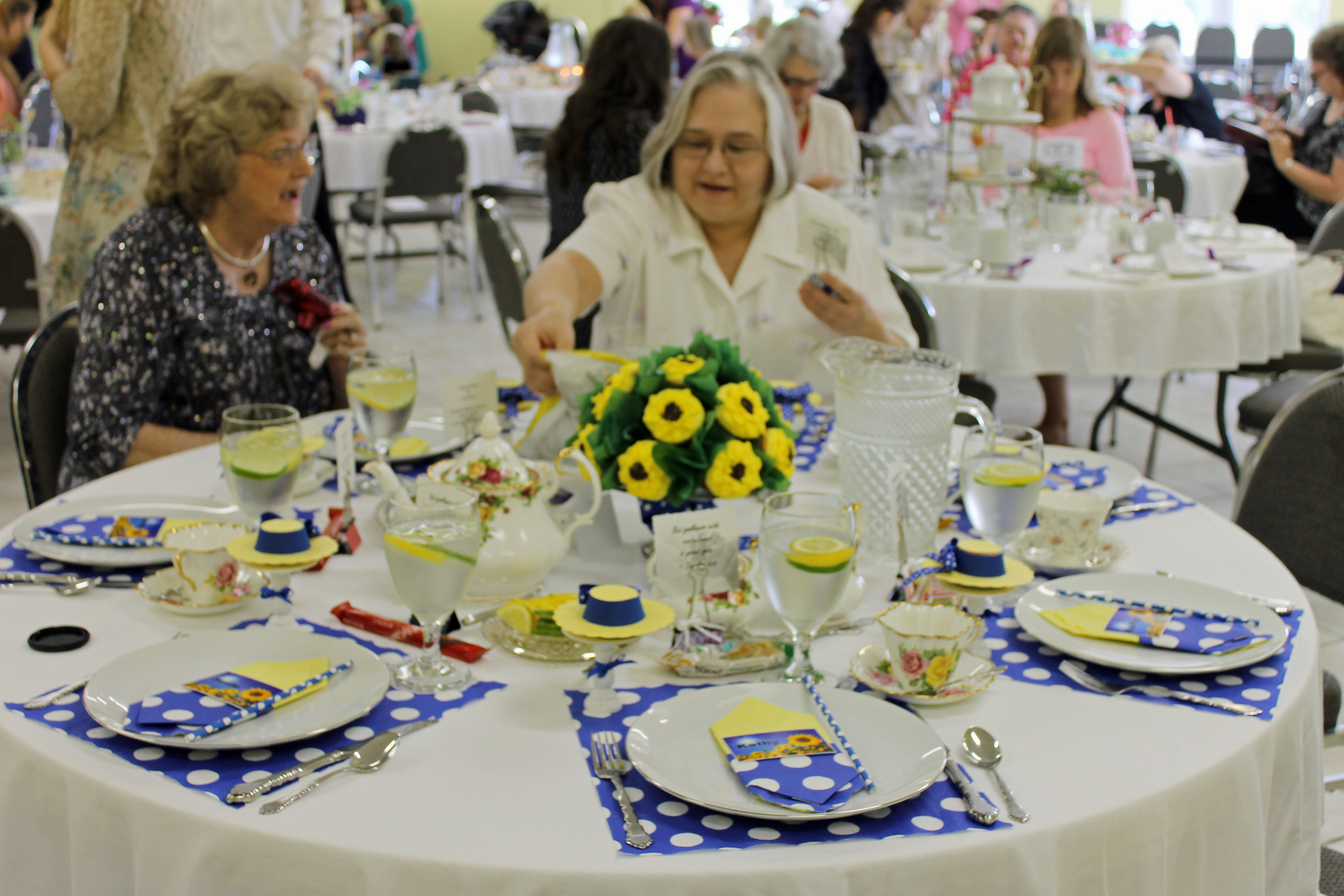2015 CBC Ladies Tea