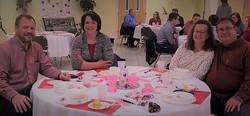 2021 Valentine's Banquet
