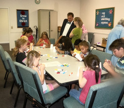 Working Together at VBS
