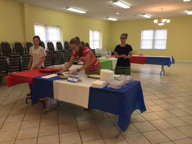 2017 Missions Banquet