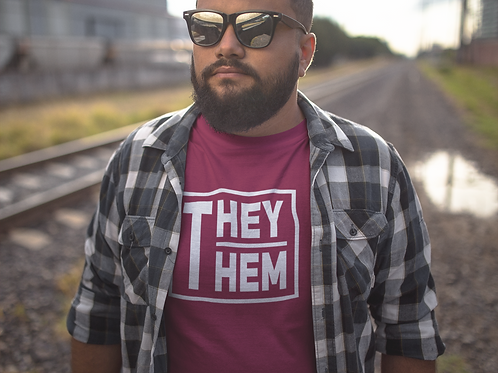 They/Them Shirt