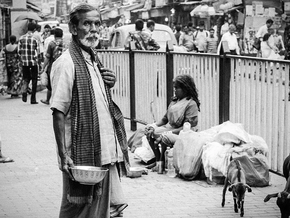 Poverty and the apathetic Indian