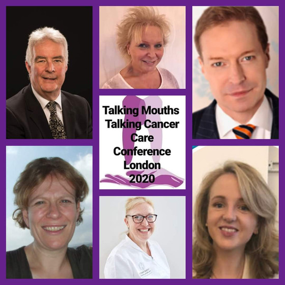 Talking Mouths - Talking Cancer Care charity fundraising conference 2/10/202 goes live! What a wonde