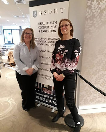 Lovely day yesterday at BSDHT Southern group helping more dental professionals with their cancer pat