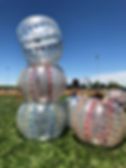 Bubble Ball Rental