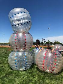 Bubble Ball Rental