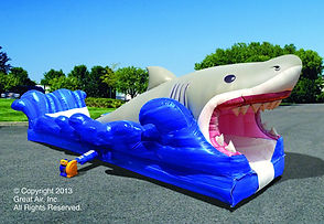 Shark Bite Surf & Slide Rental