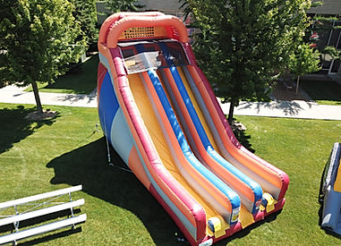 22' Dual Slide Inflatable Rental