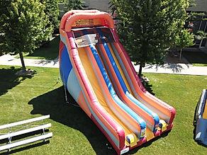 22' Dual Slide Bounce Rental