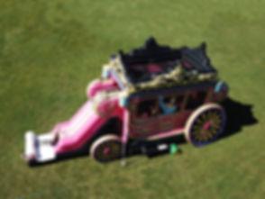 Princess Carriage Bounce & Slide