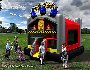 High Voltage Bounce House