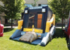 Skid Loader BounceHouse