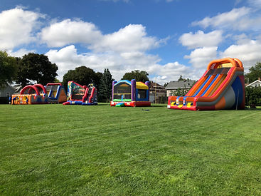 Party Combo Rentals