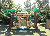 Rainforest Bounce House